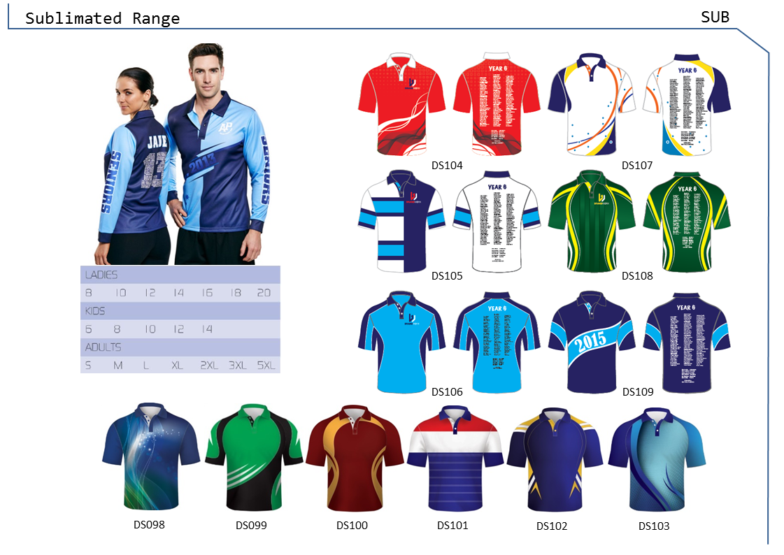 Sublimated Range Picture
